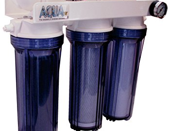 ro water for discus